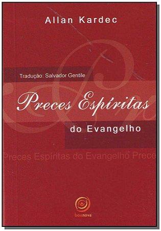 PRECES ESPIRITAS DO EVANGELHO