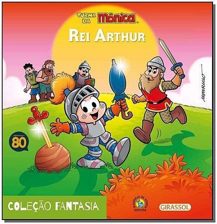 Tm - Fantasia - Rei Arthur (Novo)