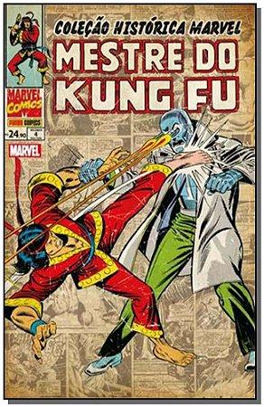 Coleção Histórica Marvel - Mestre do Kung Fu - Vol.04