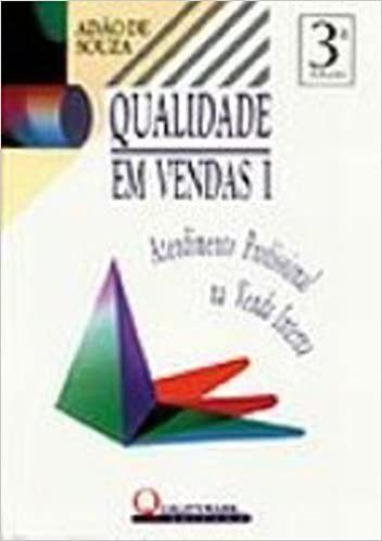 QUALIDADE EM VENDAS I (3A EDICAO) - 1998