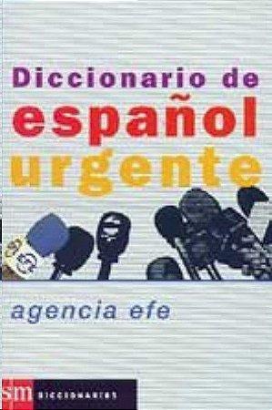 DICCIONARIO DE ESPANOL URGENTE