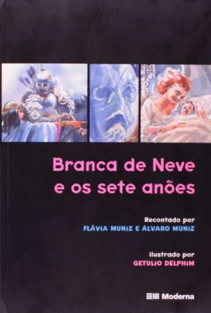 BRANCA DE NEVE E OS SETE ANOES