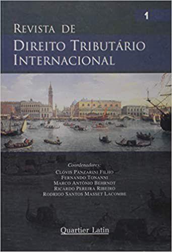 REVISTA DE DIREITO TRIBUTARIO INTERNACIONAL N. 1
