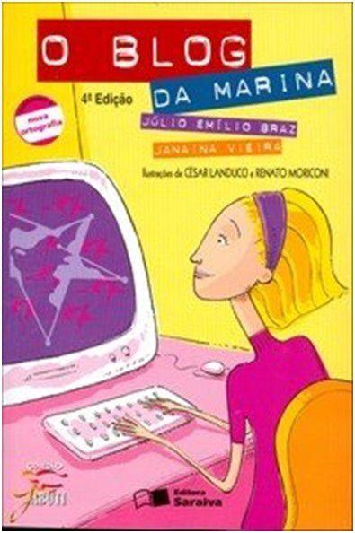 BLOG DA MARINA, O