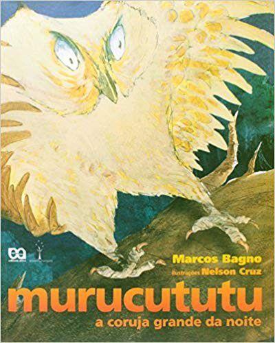 MURUCUTUTU - A CORUJA GRANDE DA NOITE
