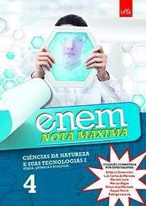 CIENCIAS DA NATUREZA E SUAS TECNOLOGIAS - VOL.I - COL. ENEM NOTA MAXIMA