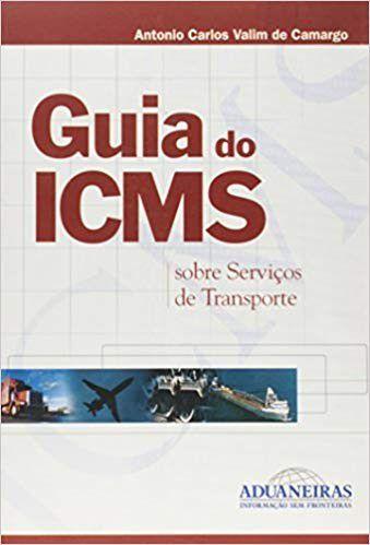 GUIA DO ICMS SOBRE SERVICOS DE TRANSPORTES