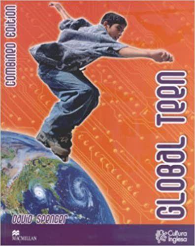 GLOBAL TEEN - PACK - LIVRO UNICO