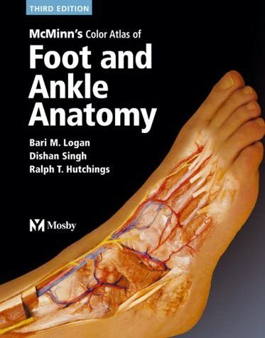 MCMINNS CA OF FOOT /ANKLE ANATOMY 3E