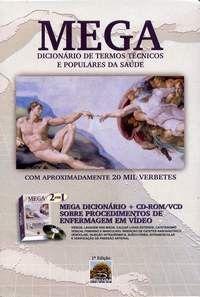 MEGA DICIONARIO DE TERMOS TECNICOS E POPULARES DA SAUDE - CD-ROM/VCD SOBRE