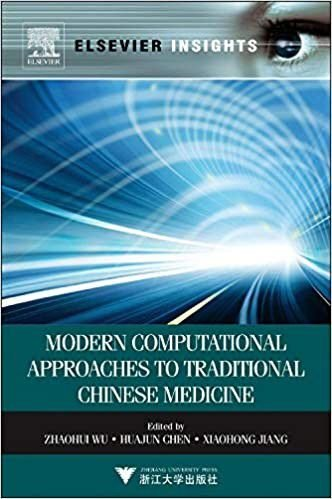 MODERN COMPUTATIONAL APPROACHES TO TRADITIONAL CHINESE MEDICINE