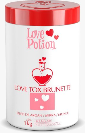 LOVE BRUNETTE - REDUTOR DE VOLUME 1Kg