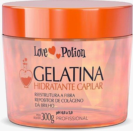 GELATINA CAPILAR  300g - LOVE POTION