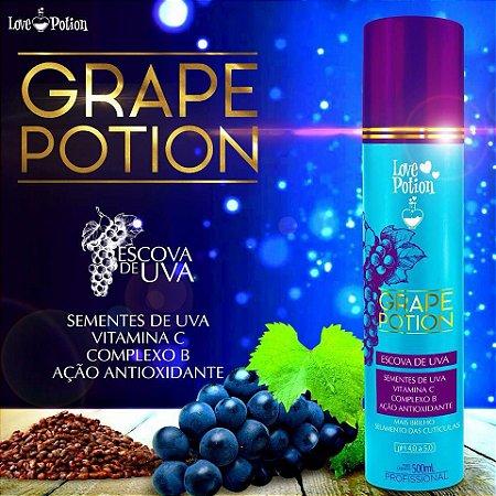 Escova de Uva- Grape Potion- Love Potion