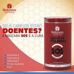 BANHO DE VITAMINA SOS