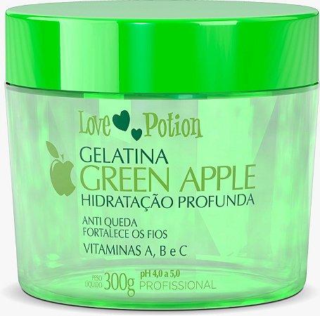 GELATINA GREEN APPLE 300g - LOVE POTION