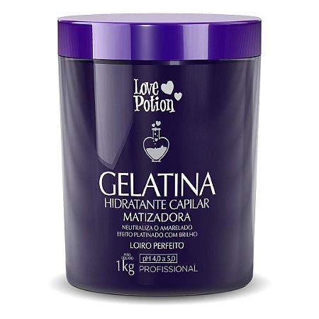 GELATINA MATIZADORA -  1kg