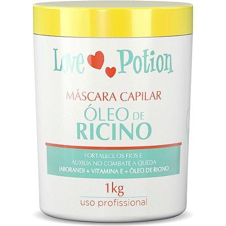 MÁSCARA  ÓLEO DE RÍCINO 1KG - LOVE POTION
