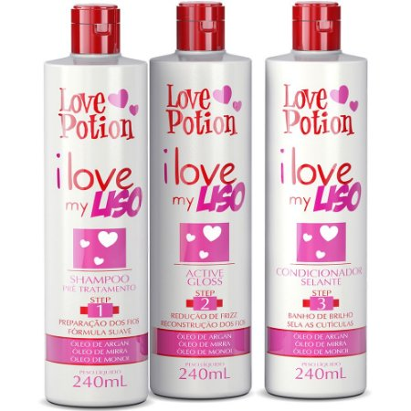 KIT I LOVE MY LISO - LOVE POTION