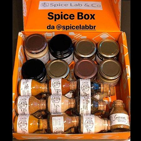 Spice Case