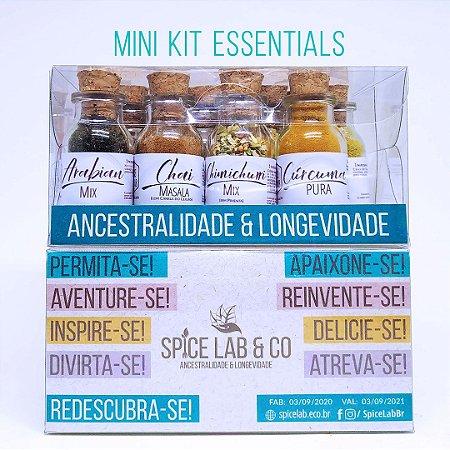 Mini Essentials Spices