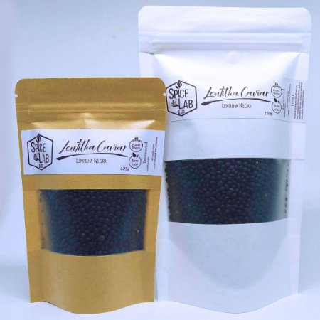 Lentilha Caviar 125g | 250g | 500g