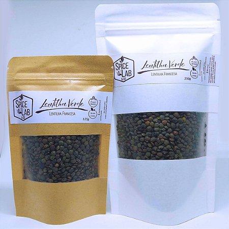Lentilha Verde Francesa 125g | 250g | 500g