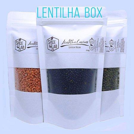 Lentilha Box 125g | 250g | 500g