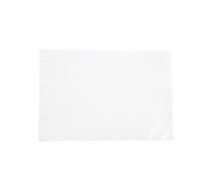 Envelope Plástico Liso c/ Bolha 40x30 Branco - Pct com 50 unidades