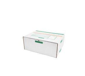 Caixa C Branca Modelo Correio 28x18x10 - Pct com 50 unidades