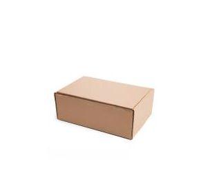 Caixa 3 Parda Lisa Modelo Correio 30x20x11 - Pct com 50 unidades