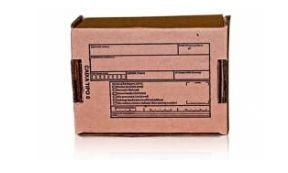 Caixa 0 (ZERO) Parda Modelo Correio 14x10x5,5 - Pct com 50 unidades
