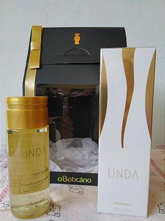 Kit Presente Linda O Boticário