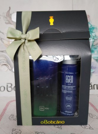 Kit Presente Masculino Egeo On You O Boticário