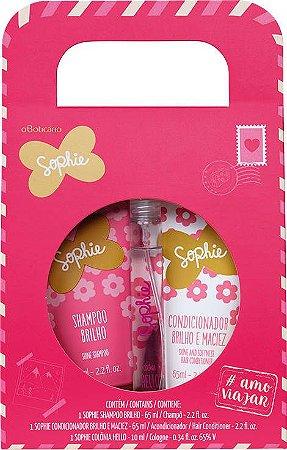 Kit Infantil Sophie #AMOVIAJAR Miniaturas