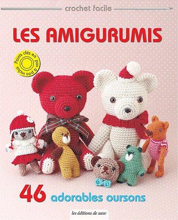 Les Amigurumis - 46 adorables oursons