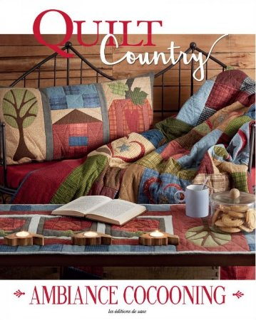 QUILT COUNTRY N° 51 - AMBIANCE COCOONING
