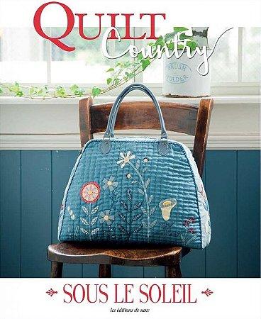 QUILT COUNTRY N° 53 - SOUS LE SOLEIL