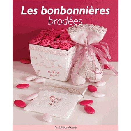 LES BONBONNIÈRES BRODÉES