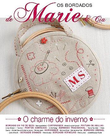 OS BORDADOS DE MARIE Nº01 - O CHARME DO INVERNO