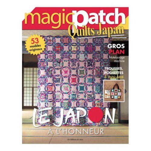 MAGIC PATCH QUILTS JAPAN N° 25 – LE JAPON A L'HONNEUR