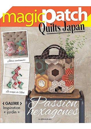 MAGIC PATCH QUILTS JAPAN N° 27 – PASSION HEXAGONES
