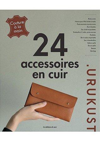24 ACCESSOIRES EN CUIR