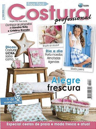 FAÇA FÁCIL COSTURA PROFESSIONAL #26 - Alegre frescura