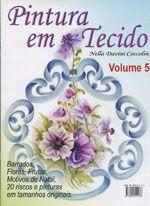 PINTURA EM TECIDO VOL. 05 – Nella Davini Coccolin