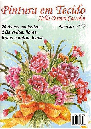 PINTURA EM TECIDO VOL. 12 – Nella Davini Coccolin