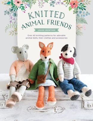 KNITTED ANIMAL FRIENDS