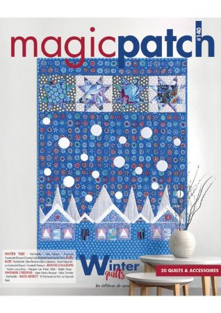 MAGIC PATCH N° 140 - WINTER QUILTS
