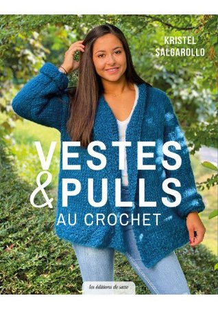 VESTES & PLUS AU CROCHET
