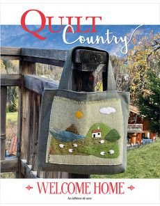 Quilt Country No 67 - Welcome Home